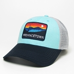 PTOWN HORIZON HAT MINT