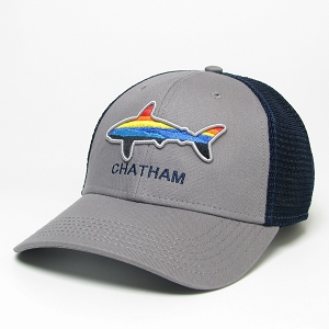 CHATHAM HORIZON SHARK GREY