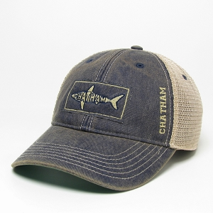 CHATHAM SHARK HAT
