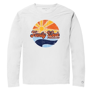 Family Week Adult SPF40 Long Sleeve
