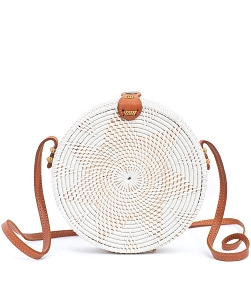 Ratan Bag (Medium) - White Delight