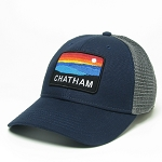 CHATHAM HORIZON NAVY HAT