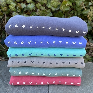LITTLE LETTERS CREW NECK SWEATSHIRT