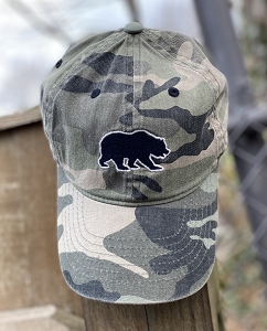 BEAR OUTLINE CAMO