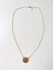 CAPE COD NECKLACE 14K GOLD FILLED