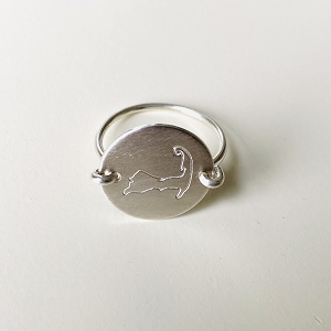CAPE COD RING STERLING SILVER