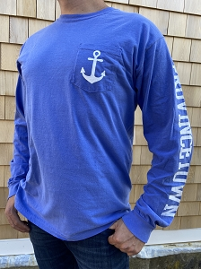 Triple Play Pocket Long Sleeves