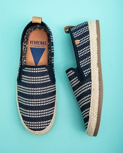 Kenny Canvas Slip on