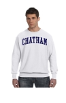 CHATHAM REVERSE WEAVE CREW NECK (COPY)